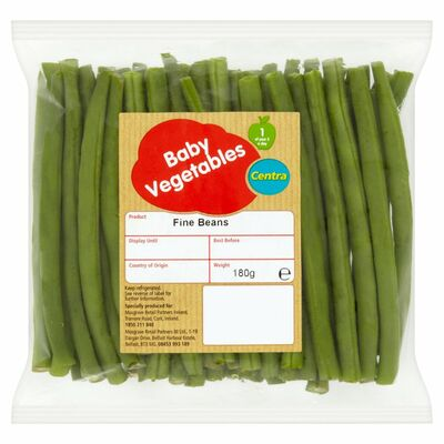Centra Fresh Irish Fine Bean 165g