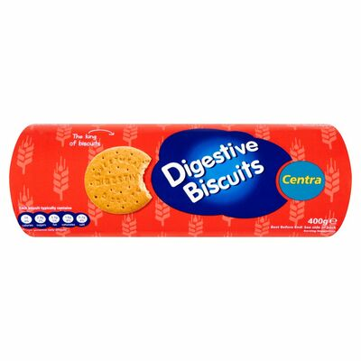 Centra Digestive Biscuits 400g