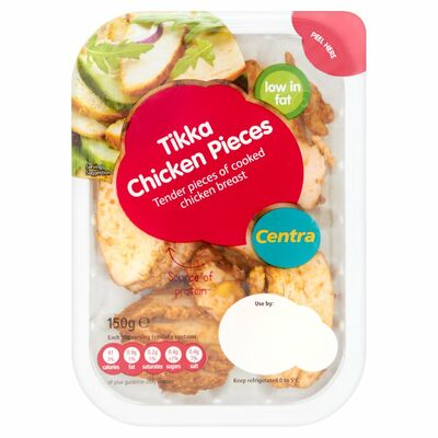 Centra Tikka Chicken Pieces 150g