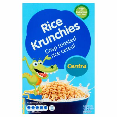 Centra Rice Krunchies 440g