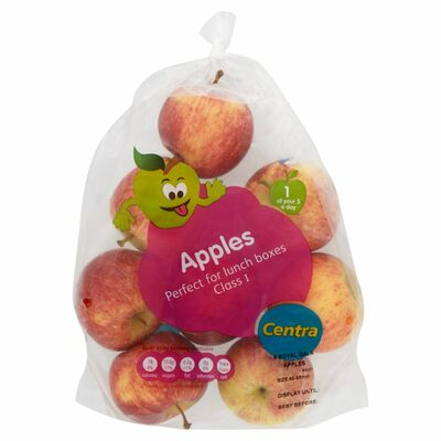 CENTRA FAMILY APPLE BAG 10PCE