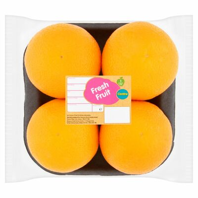 Centra Fresh Irish Orange Tray