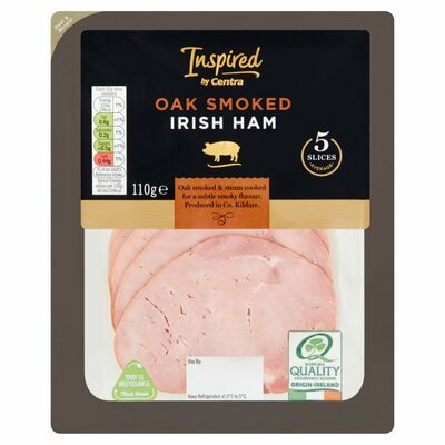Inspired by Centra Premium Oak Smoked Ham 110g