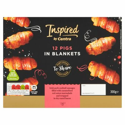 INSPIRED BY CENTRA PIGS IN BLANKETS 300G