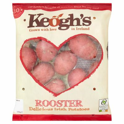 KEOGH'S ROOSTER POTATOES 2KG