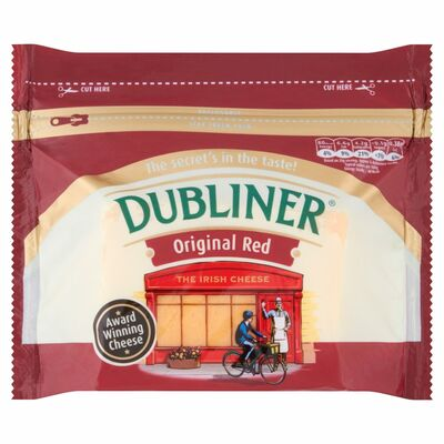 Dubliner Red Cheese Block 200g