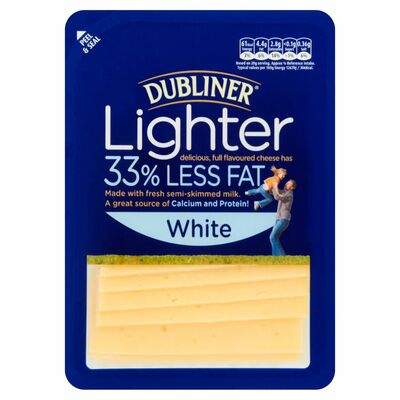 Dubliner Lighter Slices 180g