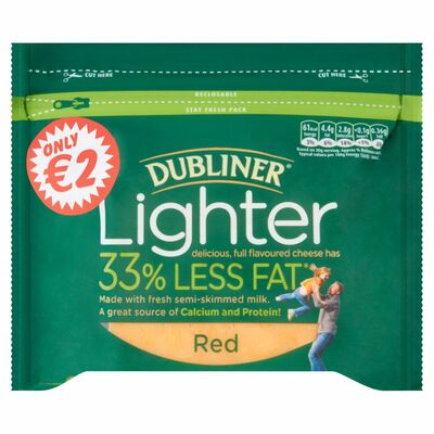 Dubliner Lighter Red 200g