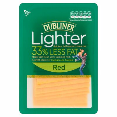 Dubliner Lighter Red Slices 180g
