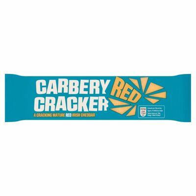 Carbery Cracker White 200g