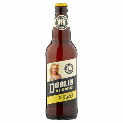 Irishtown Dublin Blonde Lager Bottle 500ml