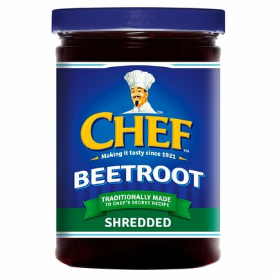 Chef Beetroot Shredded 350g