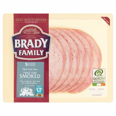 Brady Family Turf Smoked Ham 90g