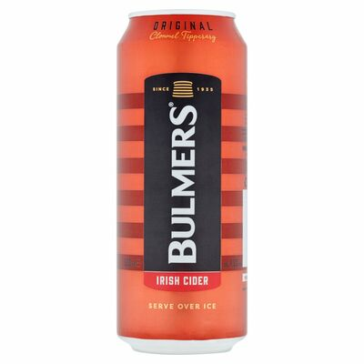 Bulmers Original Cider Can 500ml