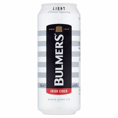 Bulmers Light Can 500ml