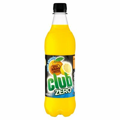 Club Zero Rock Shandy 500ml