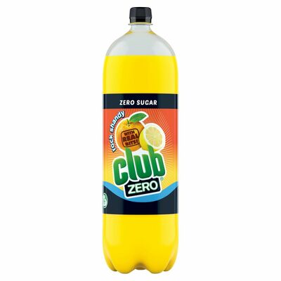 Club Zero Rock Shandy 2ltr