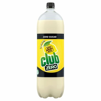 Club Zero Lemon 2ltr