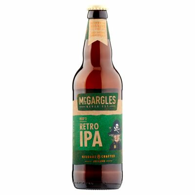 McGargles Ned's Retro IPA 500ml
