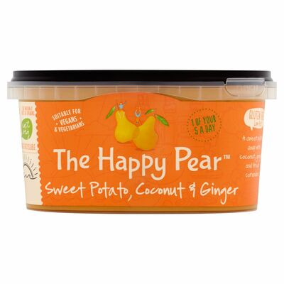 The Happy Pear Sweet Potato Coconut & Ginger Soup 375g