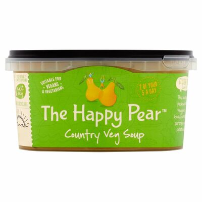 The Happy Pear Country Vegetable Soup 375g
