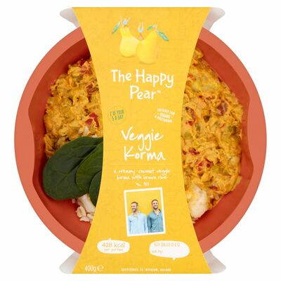 The Happy Pear Veggie Korma 400g
