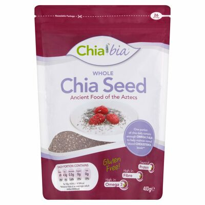 Chia Bia Whole Seed 400g