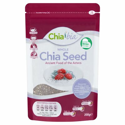 Chia Bia Whole Seed 200g