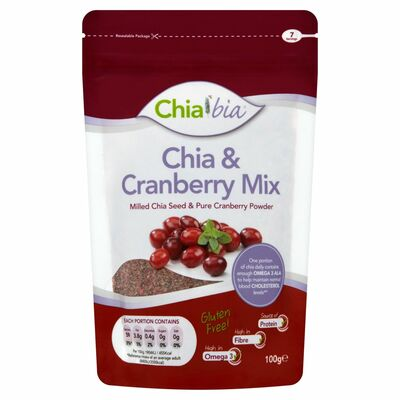 Chia Bia Blueberry Mix 100g