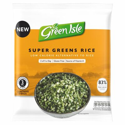 Green Isle Super Green Rice 320g