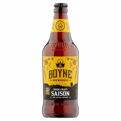 Boyne Brewhouse Saison 5.5% 500ml