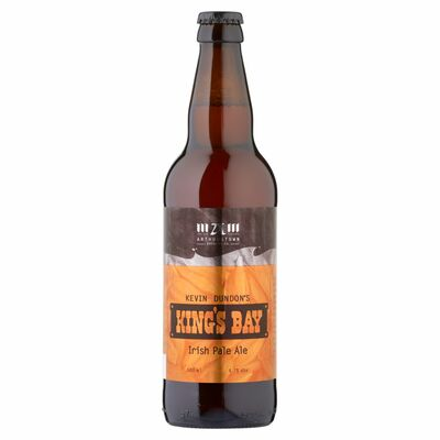 Kevin Dundon's Kings Bay Pale Ale 500ml