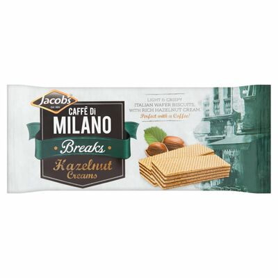 Cafe Di Milano Breaks Hazelnut 45g