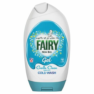 Fairy Non Bio Excel Gel 24 Wash 888ml