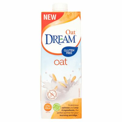 Dream Oat Gluten Free 1ltr