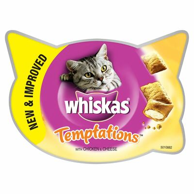 Whiskas Temptations Chicken 60g