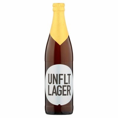 And Union Unfiltered Helles Lager 500ml