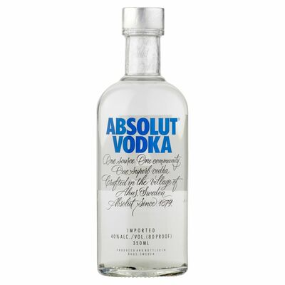 Absolut Vodka 35cl