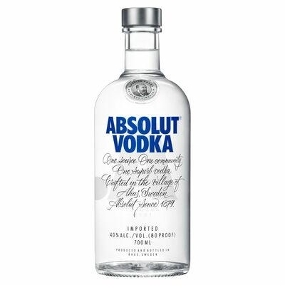 Absolut Blue 70cl