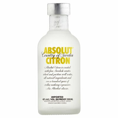 Absolut Citron 20cl