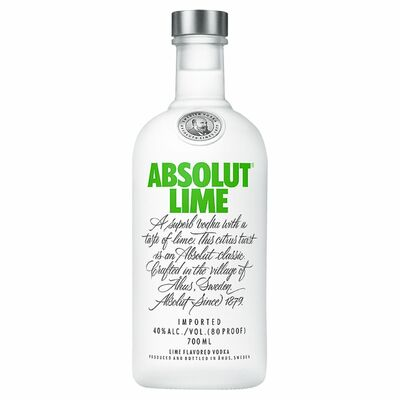 Absolut Lime 70cl