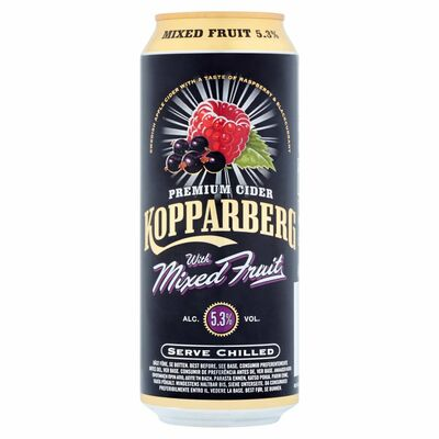 Kopparberg Mixed Fruit Can 500ml