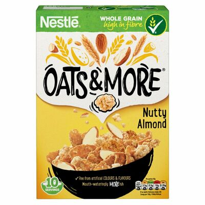 Nestle Oats & More Almond Cereal 425g
