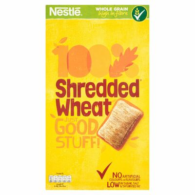 Nestlé Shredded Wheat Cereal 675g