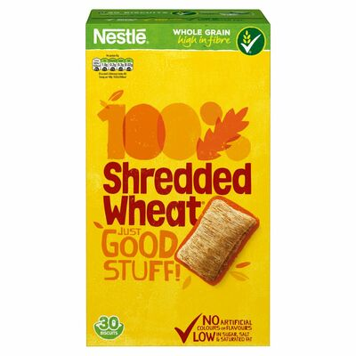 Nestlé Shredded Wheat 675g