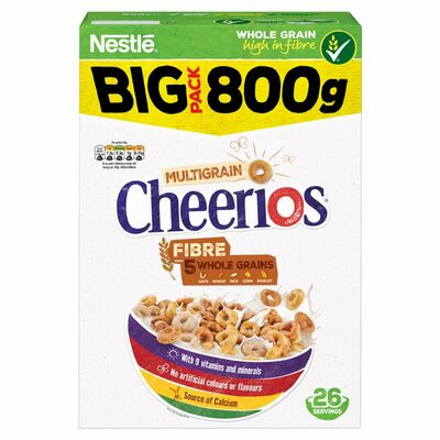 Nestlé Cheerios Cereal 800g