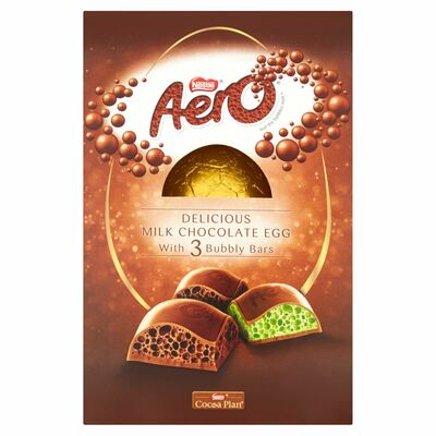 NESTLE AERO COLLECTION GIANT EGG 308G