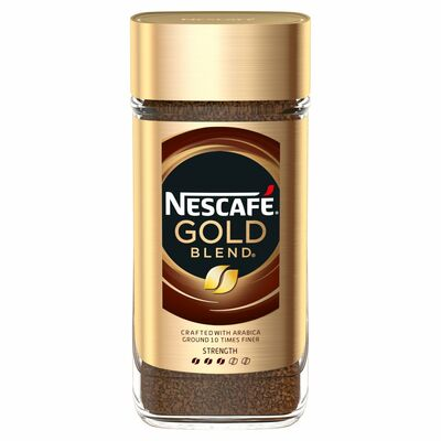 Nescafé Gold Blend Signature Jar 200g