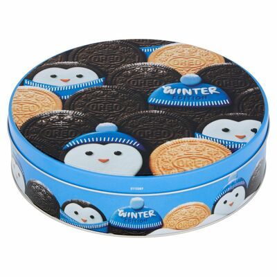 OREO SEASONAL TIN 396G