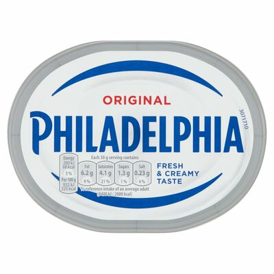 Philadelphia Regular 180g